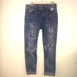 American Eagle Outfitters tomgirl jeans Sz 2